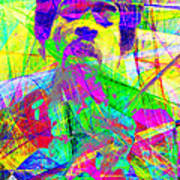 Jimi Hendrix 20130613 Art Print by Wingsdomain Art and Photography