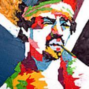 Jimi Hendrix Art Print