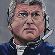 Jimmy Johnson Art Print