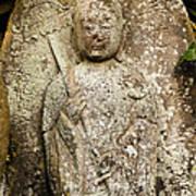 Jizo Bodhisattva Art Print
