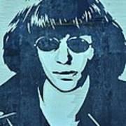 Joey Ramone Art Print