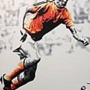 Johan Cruyff - Holland Art Print