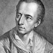 Johann Joachim Winckelmann (1717-1768) Art Print