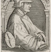 Johann Stoffler (1452 - 1531) German Art Print