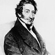 Johann Von Malfatti Art Print