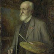 Johannes Gijsbert Vogel 1828-1915 Art Print