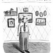 John B.; Best Entertainment Value For Under $1.79 Art Print