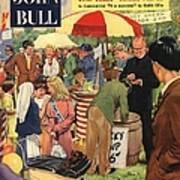 John Bull 1956 1950s Uk Schools Art Print by The Advertising Archives