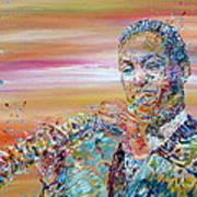 John Coltrane Art Print