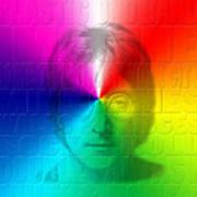 John Lennon 1 Art Print