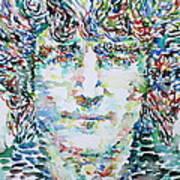 John Lennon Portrait.1 Art Print