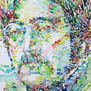 John Lennon Portrait.2 Art Print