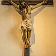 John Paul Jesus Art Print