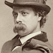 John Sidney Woollett (1845-1917) Art Print