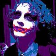 Joker 12 Art Print
