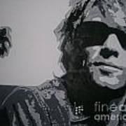 Jon Bon Jovi Art Print