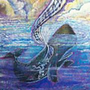 Jonah's Turning Point Art Print