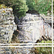 Jones Falls Art Print