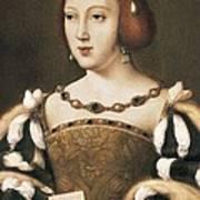 Joos Van Cleve 1485-1541. Eleanor Art Print by Everett