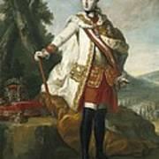 Joseph II  Of Habsburg 1741-1790 Art Print