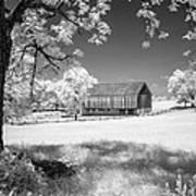 Joseph Poffenberger Farm 8d00232 Art Print