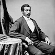 Josiah Thomas Walls (1842-1905) Art Print