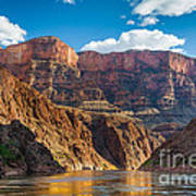 Journey Through The Grand Canyon Art Print
