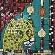 Journey To Africa Art Print