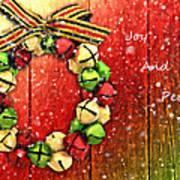 Joy And Peace Art Print