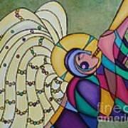 Joy Art Print by Deborah Glasgow