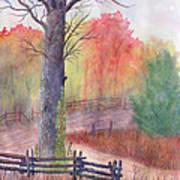 Joy of Fall Art Print