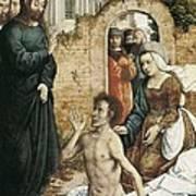 Juan De Flandes  -1519. The Art Print