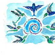 Juanita Jean Art Print