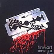 Judas Priest Art Print