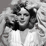 Judy Garland Mgm Publicity Photo Presenting Lily Mars Clarence Sinclair Bull Photo 1943-2014 Art Print
