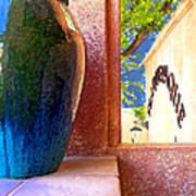 Jug And Window Art Print