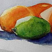 Juices Art Print
