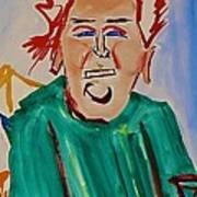Julia Child Art Print