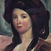 Juliette Drouet (1806-1883) Art Print