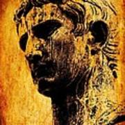Julius Caesar  Art Print by Michael Grubb