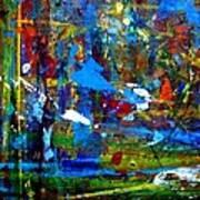 Jungle Boogie 130104-3 Art Print