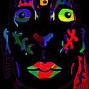 Jungle Man Art Print