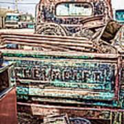 Junk Or Treasure Art Print
