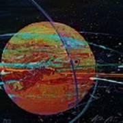 Jupiterlicious Art Print by Chris Cloud