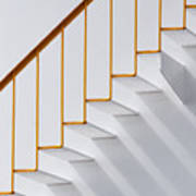 Just Steps Art Print