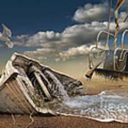 K205 Art Print by Radoslav Penchev