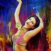 Kaatil Haseena Art Print