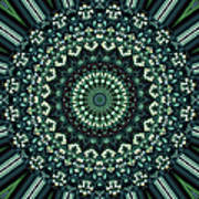 Kaleidoscope 10 Art Print by Tom Druin