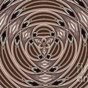 Kaleidoscope 18 Art Print