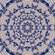 Kaleidoscope 19 Art Print